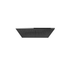 Gessi Afilo Cover Di Finitura Estetica cm 30x50 black metal brushed
