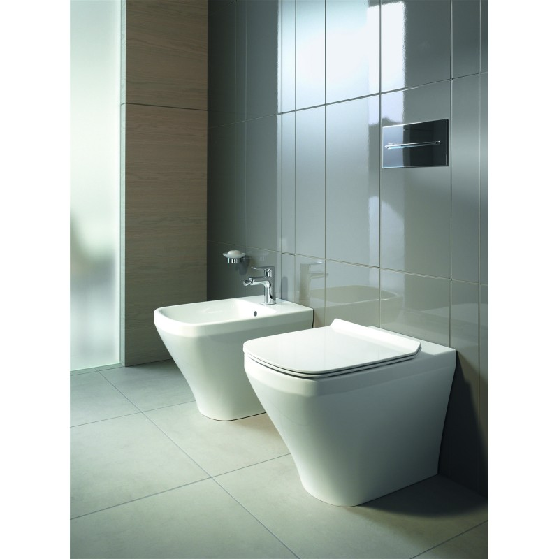 Duravit - Duravit Durastyle Sanitary Couple Bidet and Toilet with normal seat